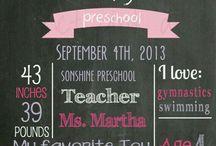 Baton's preschool