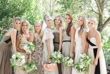 Ever After... {bridesmaids} / by Casey Vasta