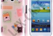 Cuties Samsung Galaxy S3 Deksel