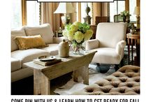 Get Ready for Fall / Get your home ready for fall with tips and inspiration from Southern Living and the Home Decorators Collection.  / by Southern Living