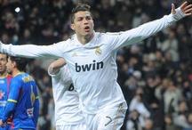 Real Madrid Pro / by Jeff Navarro