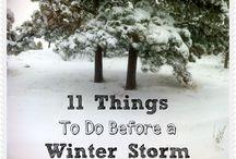 Kış Hazırlıkları
