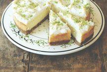 cuisine: cheesecakes