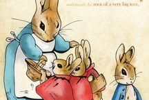 Peter rabbit♡♡♡