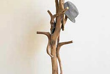 Living coat and hat stands