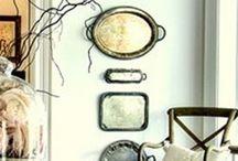 Kitchen wall