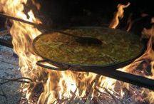 Rice & Paella / Rice and Paella Valenciana