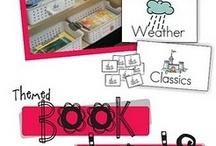 Classroom Labels / by Allison Moondog
