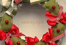 Dom - dekoracje -Boże Narodzenie
