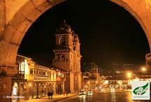Cusco & Machu Picchu / Its narrow streets full of stones and its historic churches with Spanish colonial style mixed with Inca style will make you dream and transported to the past. Visit Cuzco and its monuments with us!