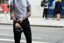 Hipster/cool fashion