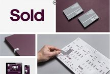 Colourways / Nice use of colour in design