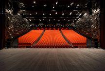 Auditorios -Teatro