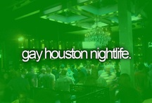 Gay Houston Nightlife / When the sun goes down, Houston comes alive with potent potables and a diverse LGBT-crowd, eager to kickstart the city's lively nightlife scene.