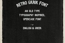 [Design] [Typo] Free Fonts