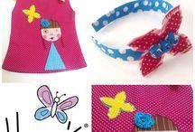 Girls dresses / Handmade dresses for little girls