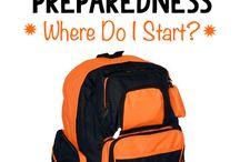 Get Prepared / by Emily Garner