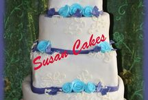 Wedding Cakes / fondant