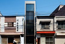 ultra narrow house