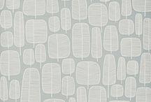 Tapeter och idéer för väggar / Väggfärg, tapeter, paneler mm