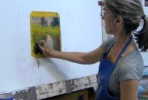 Marla Baggetta - soft pastels