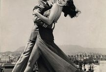 Old Movie Love - 1940s / Film in the forties.  <3