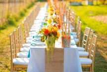 Wedding table idees
