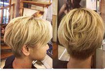 short hair pixie