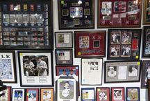 Single Owner Sports Memorabilia Auction Sunday, May 3rd / Single owner sports memorabilia auction Sunday, May 3rd at 1:00PM. Visit us at ssauction.com or for more photos and information go to liveauctioneers.com