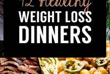weight loss dinner recepies