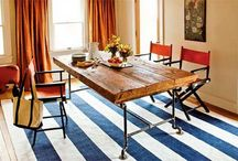 Tables, Chairs, and other things I'd like my hubby to make for me