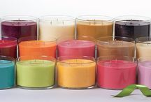3 Wick Soy Candles / One of our most popular jars is our 25oz 3 wick candle.  One of the few that will burn all the way to the edges.