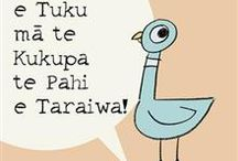 Maori book for infant and toddlers