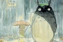 Artwork Hayao Miyazaki