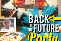 vissza a jövőbe party