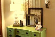 HOME-FRUGAL IDEAS / by Joanne Erickson