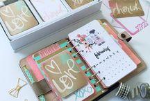Planners/Journals