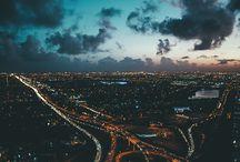 Urban Beauty/City lights
