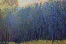 Ken Elliott / Transitional Landscape Paintings in Oil. http://www.sorellegallery.com/elliott