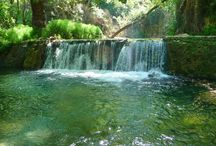 #World #Nature #Conservation Day is observed on 28 July all over the #world... / #World #Nature #Conservation Day is observed on 28 July all over the world, increasing #awareness about the planet's precious #natural #resources. This is #Eria's #waterfalls in #Steni, #Evia #Greece!