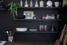 Musta seinä