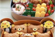 Bento box and Lunch / by Tiffany And