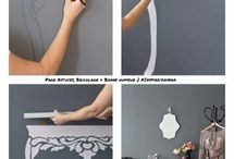 DIY: Decor Ideas / by Jessika Dawn