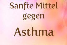 Natur - Apotheke angewentet - Asthma