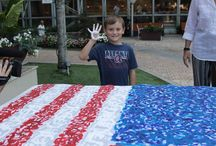 The Carolinas / Flag For Hope visits North and South Carolina!