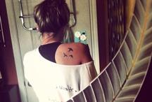 Tattoo :) / by Anna Jean