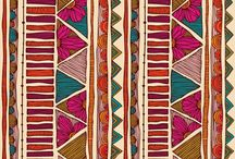 in living color: patterns. art. and more.