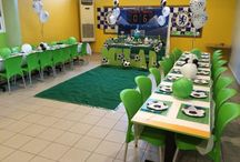 Thando's Party