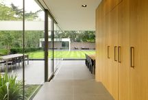 Transitional space / Transitional space + Architecture