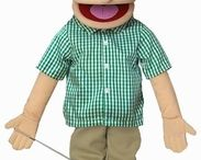 Puppet Ideas / Need idea on getting the right puppet for your occasion?  Check out this board!